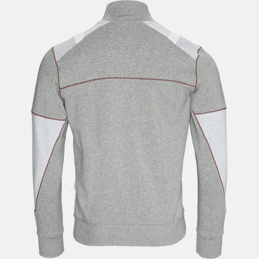 50412924 SKAZ 1 - Skaz 1 Zip Sweatshirt - Sweatshirts - Regular - LYS GRÅ - 2